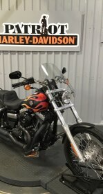2015 Harley-Davidson Dyna for sale 200991856