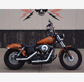 2015 Harley-Davidson Dyna Street Bob for sale 201025364
