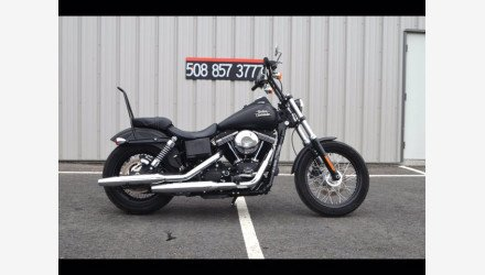 2015 Harley-Davidson Dyna for sale 201045587