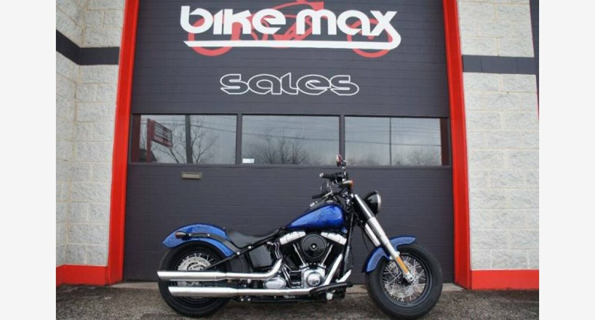 2015 Harley-Davidson Softail 103 Slim for sale 200549053