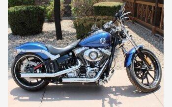2015 Harley-Davidson Softail for sale 200586353