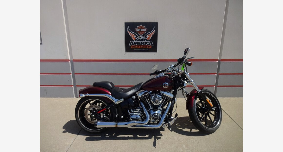 2015 Harley-Davidson Softail for sale 200598597