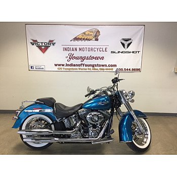 2015 Harley-Davidson Softail for sale 200600209