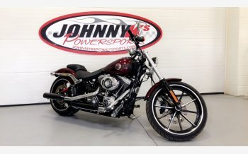 2015 Harley-Davidson Softail for sale 200600308