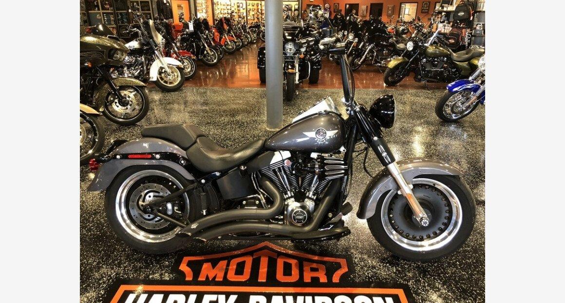 2015 Harley-Davidson Softail for sale 200601148