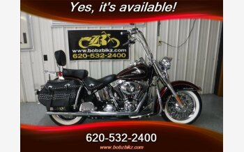 2015 Harley-Davidson Softail 103 Heritage Classic for sale 200611311