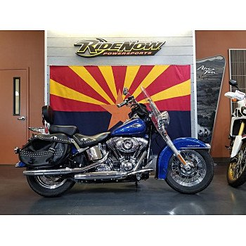 2015 Harley-Davidson Softail 103 Heritage Classic for sale 200710167