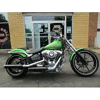 2015 Harley-Davidson Softail for sale 200734081