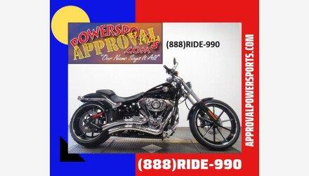 2015 Harley-Davidson Softail for sale 200806035