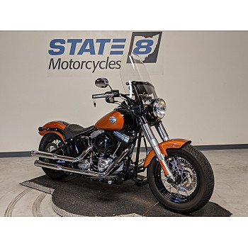 2015 Harley-Davidson Softail 103 Slim for sale 201000808