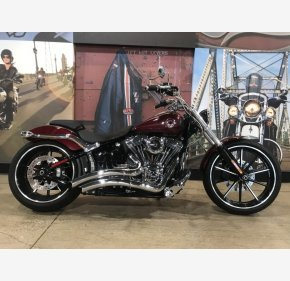 2015 Harley-Davidson Softail for sale 201003683