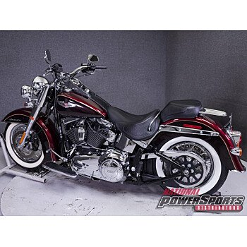 2015 Harley-Davidson Softail for sale 201109595