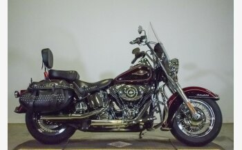 2015 Harley-Davidson Softail 103 Heritage Classic for sale 201142051