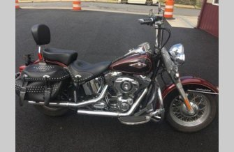 2015 Harley-Davidson Softail 103 Heritage Classic for sale 201162787