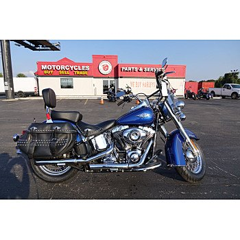 2015 Harley-Davidson Softail 103 Heritage Classic for sale 201180201