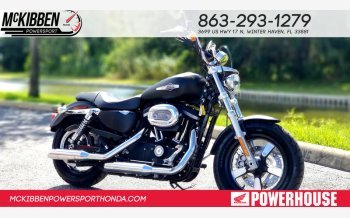 2015 Harley-Davidson Sportster for sale 200588923
