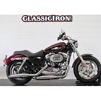 2015 Harley-Davidson Sportster for sale 200980758