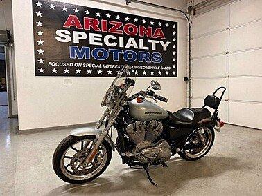 2015 Harley-Davidson Sportster for sale 200990097