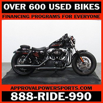 2015 Harley-Davidson Sportster for sale 201050354
