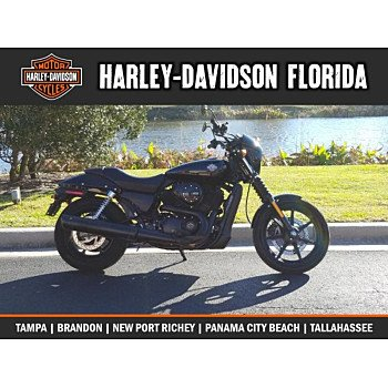 2015 Harley-Davidson Street 500 for sale 200691202