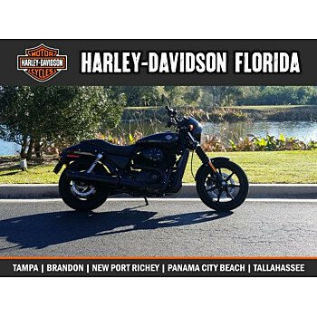2015 Harley-Davidson Street 500 for sale 200691203