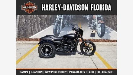2015 Harley-Davidson Street 500 for sale 200795031