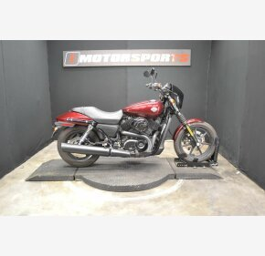 2015 Harley-Davidson Street 500 for sale 200946932