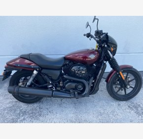 2015 Harley-Davidson Street 500 for sale 200975544