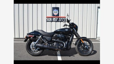 2015 Harley-Davidson Street 500 for sale 200983644