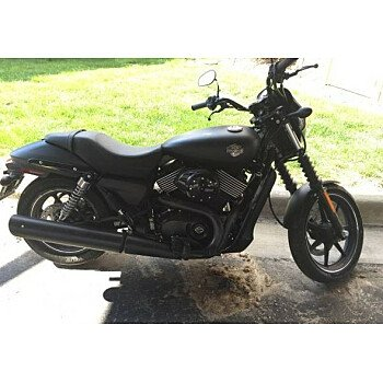 2015 Harley-Davidson Street 750 for sale 200564597