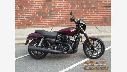 2015 Harley-Davidson Street 750 for sale 200616430