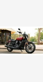 2015 Harley-Davidson Street 750 for sale 200621209