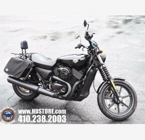 2015 Harley-Davidson Street 750 for sale 200630947