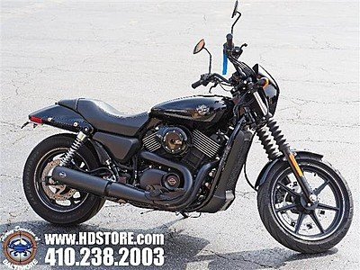 2015 Harley-Davidson Street 750 for sale 200638090