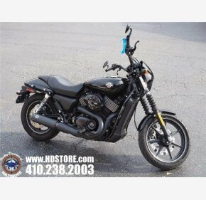 2015 Harley-Davidson Street 750 for sale 200648059