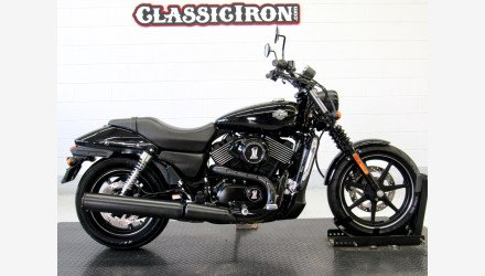2015 Harley-Davidson Street 750 for sale 200666296