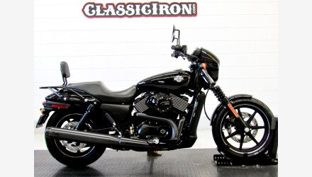2015 Harley-Davidson Street 750 for sale 200698901