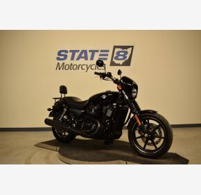 2015 Harley-Davidson Street 750 for sale 200703486