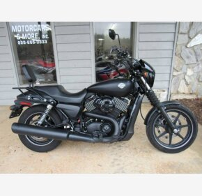 2015 Harley-Davidson Street 750 for sale 200710382
