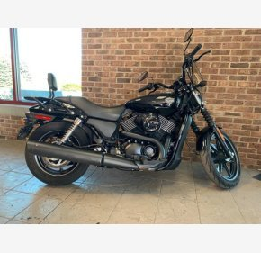 2015 Harley-Davidson Street 750 for sale 200710667