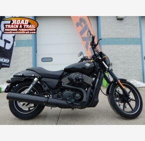 2015 Harley-Davidson Street 750 for sale 200710690