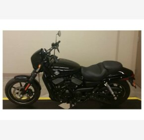 2015 Harley-Davidson Street 750 for sale 200722624