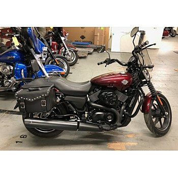 2015 Harley-Davidson Street 750 for sale 200728333