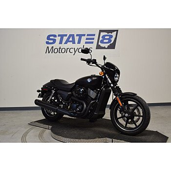 2015 Harley-Davidson Street 750 for sale 200825080
