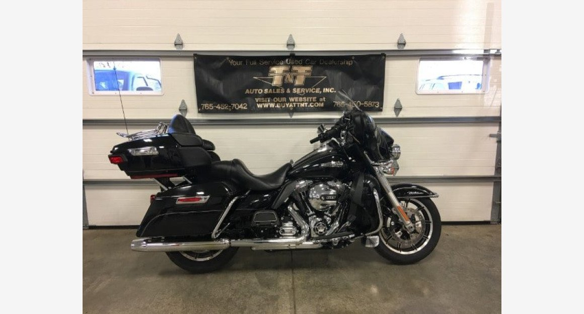 2015 Harley-Davidson Touring Ultra Classic Electra Glide for sale 200591746