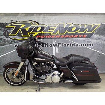 2015 Harley-Davidson Touring for sale 200632507