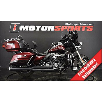 2015 Harley-Davidson Touring for sale 200727013