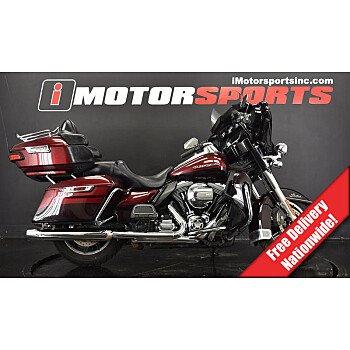 2015 Harley-Davidson Touring for sale 200764231