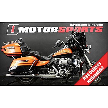 2015 Harley-Davidson Touring for sale 200907151