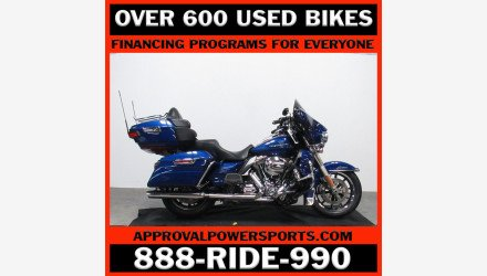 2015 Harley-Davidson Touring for sale 201050512
